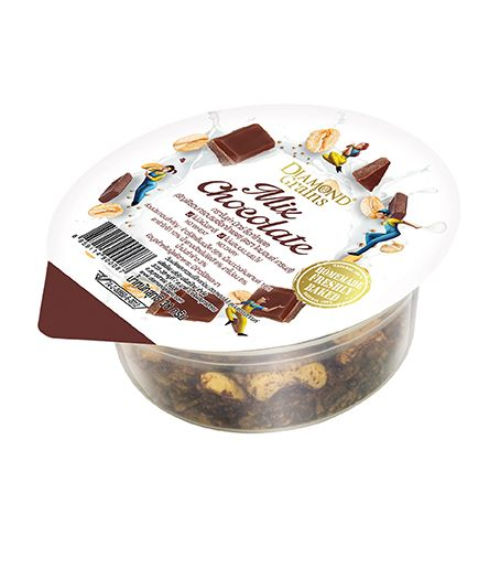 Mix Chocolate Cup (38g.)